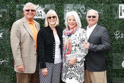 Brian & Barbara Cottrell, Rita & Steve Craig