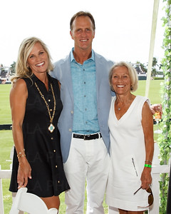 Ali & Jack Nicklaus Jr., Nancy Arnold, attending the Center for Family Services Bubbly Bash Event