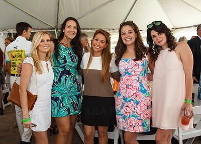 Tiffany Simon, Ashley Bonvento, Kim Phan, Nina Malagic, Alexandra George