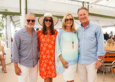 Mo & Sally, Karen & Steve Weagle