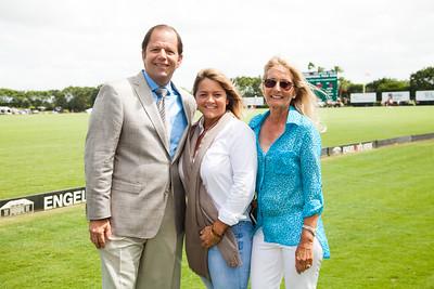 John Wash, Sunny Hale, Joanne Smicklas