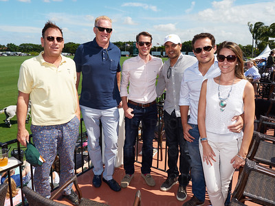 Mark Thorkelson, Steve Polack, Jonathan Winson, Robi Das, Mariano Marco, Melina Patatoukas with Third Palm Capital