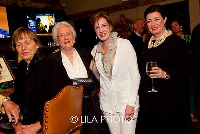 Vera Jenkins, Mary Lou Robbins, Teena Tucker, Judy Bernard