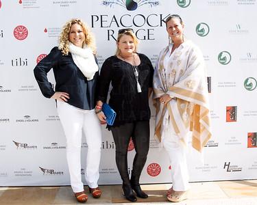 Monica Van Tassel, Visse Wedell, Hillary Matchett