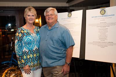 Phyllis & Chief Deputy Michael Gauger