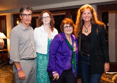 Allen & Beth Eyestone, Carol Van Dusen, Carla Neumann