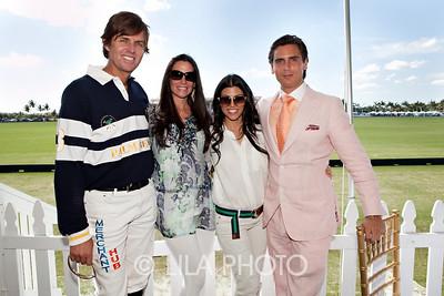 Luis and Georgette Escobar, Kourtney Kardashian, Scott Disick; photography by: LILA PHOTO