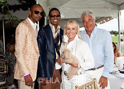 Mark Anthony Edwards, b. Michael, Suzette and David Morris; photography by: LILA PHOTO