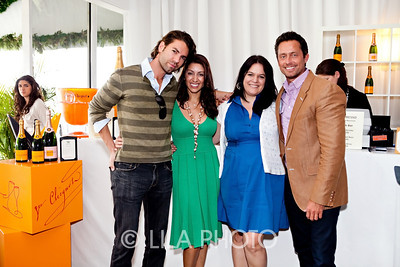 Derek Britt, Shamin Abas, Angela Baker, Michael Miarecki; photography by: LILA PHOTO