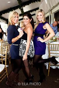 Plum TV Host Megan Harris, Rachel Russell, Becky Feldman; photography by: LILA PHOTO
