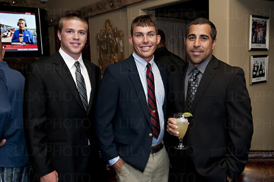 Kiah Colbert, Tobin Thompson, Diego Broglia