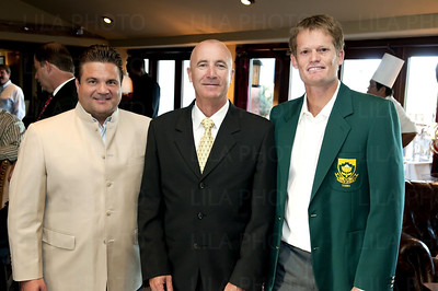 Henri-James Tieleman, Paul Hope, Wayne Ferreira