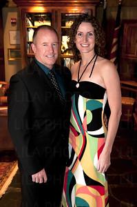 Gavin Curtis, Patricia Tedrick