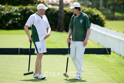 Wellington, Fl- International Weekend Golf at International Polo Ciub