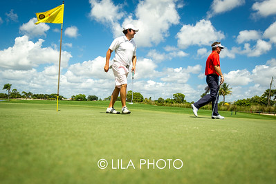 Wellington, Fl- International Weekend Golf at The Wanderers Club.