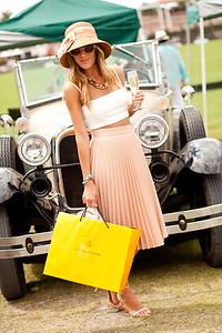 Fashion on the Field Winner, Vanessa Cruz