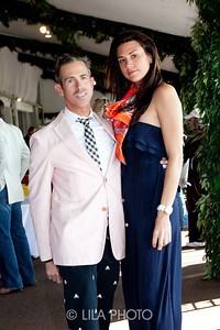 Todd Hutcheson, Stacey Shore attending The POLO for Pedro Event supporting the YMCA of the Palm Beaches© LILA PHOTO