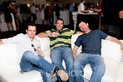Danny Lieberman, Steve Fowler, Greg Lieberman