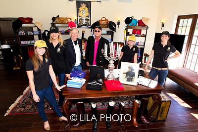 Laura Himmel, Angela York, Ron Allen, Robert Kiger, Toni Schumacher, Erinn Janney