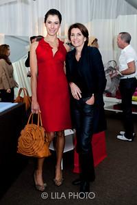 Valentino Model: Marcela Andron, Kareen Dagnias ;photography by: LILA PHOTO