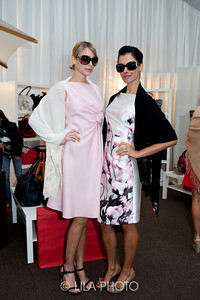 Valentino Models: Rebekah Keida, Marcela Andron ;photography by: LILA PHOTO