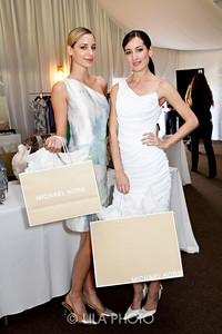Michael Kors Models: Rebekah Keida, Fabiane Ribeiro