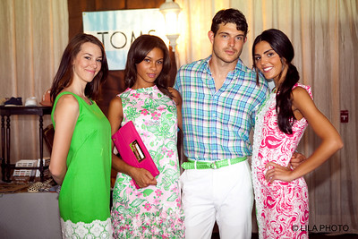 Lilly Pulitzer models