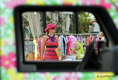040409 spt spny tennis --0062739B--Staff Photo by Allen Eyestone/The Palm Beach Post...Key Biscayne, FL...Sony Ericsson Open Women's final at Crandon Park.