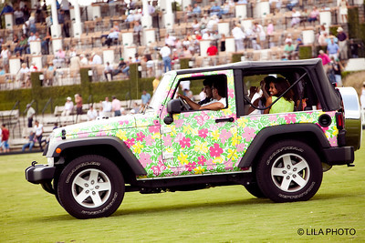 Lilly Pulizer Jeep