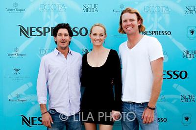 Nicolas Roldan, Ocean Drive Magazine Cover Model Amber Valleta, Kris Kampsen
