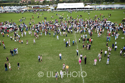 Crowd Overview from Helicopter; photography by: LILA PHOTO