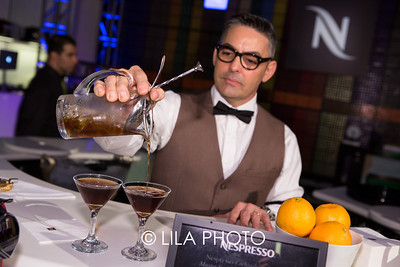 2013 American Bartender of the Year nominee Julio Cabrera....  Suggested release to Imbibe Magazine