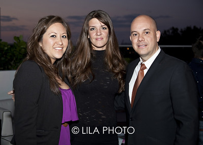 Roxana Medina, Desiree Ducasa, Antonio Giro