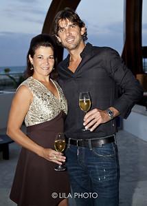 Tina Pereira, Mauro Gobet