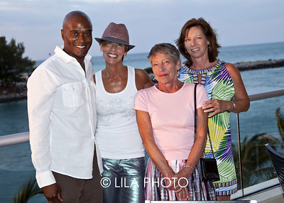 Rod Belle, Amy Vizer, Norma Adams, Shari Vizer