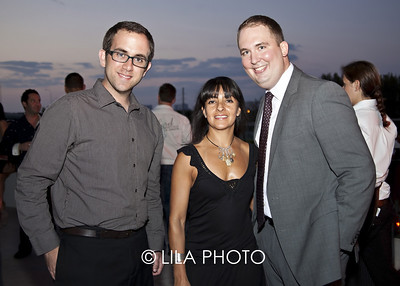 Mauricio Ginestra, Yusfia Jimenez, Andy Yeager