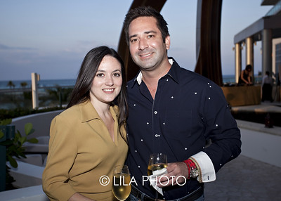 Elaine Reinoso, Alexander Canino