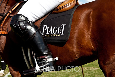 Melissa Ganzi - Piaget Polo Team
