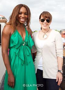 Venus Williams, Lauren Duffy