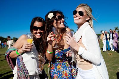 Sarah Scheffer, Michelle Rivera, Kelly Murphy - © LILA PHOTO