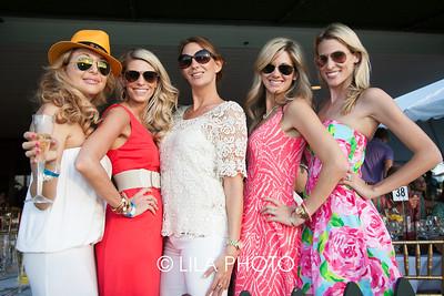 Alicia Dahill, Summer Dauler, Jennifer DuBois, April Chambers, Kristin Wallace