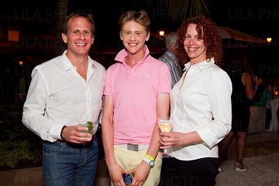 Gary Friedman, Jonah Friedman, Patricia Gold