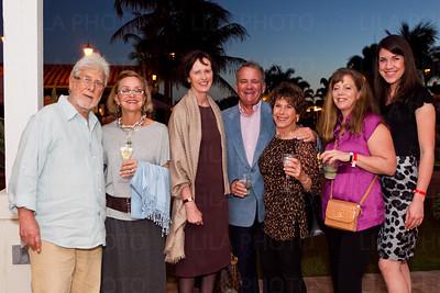 Robert & Judith Baehren, Katherine Lucheschi, Cardie & Carol Saunders, Sarah Schmitt, Carolyn Laurent