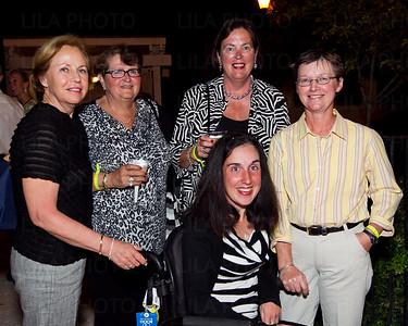 Wendy Gunn, Elfie Henley, Diana Andrews, Sue McTavish, Robyn Andrews