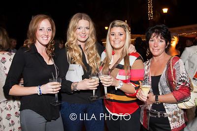 Brittany Fraser, Lindsay Kellock, Kaela White, Karen White