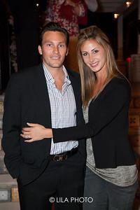 Dr. Travis Laas, Caroline Roffman