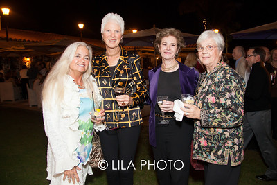 Lee Ann Fischer, Millie Mclay, Carol Epstein, Sandy Reiss