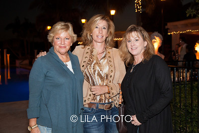 Marge Savage, Linda Alicki, Mary Ann Callahan