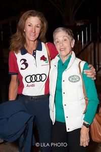 Lisa Giltner, Joan Sussman
