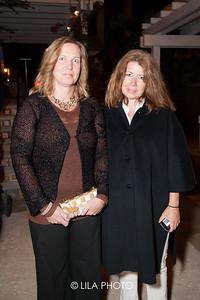 Lena Malmqvist, Isabelle Milcke